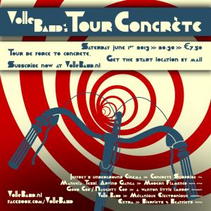 20130601 tour concrete fietstour